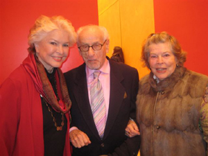 Ellen Burstyn, Eli Wallach and Anne Jackson
