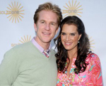 matthew modine, brooke shields