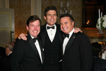 Tom Quick, Anthony Shriver, Mark Freitas