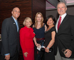 James Cleveland, Dr. Dale Atkins, Stephanie March, Myung J. Lee, Bill Barke
