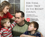 The Salvation Army Red Kettle Campaign