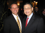 Nature Conservancy NY Director Bill Ulfelder and Sheldon Silver