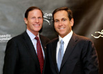 Connecticut Attorney General Richard Blumenthal, Kevin Plancher, MD