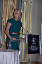 Paula Zahn, The National Osteoporosis  Foundation, A Gift From Mothers To Daughters Luncheon