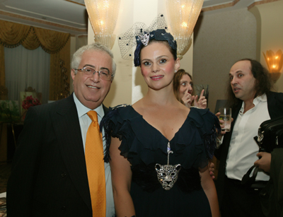 Dr. Marc Benhuri and Yana Benhuri