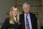 Ted Turner, Louise Blouin, Global Creative Leadership Summit