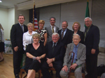 Irish Business Society, celebrates 35 years at the Irish Consulate, ny