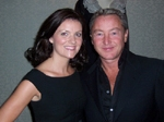 Michael Flatley, Niamh Flatley, Maurenn O'Hara Legacy Center, New York Athletic Club