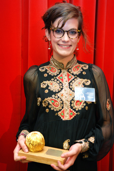 Alice Serre, Gold Winner