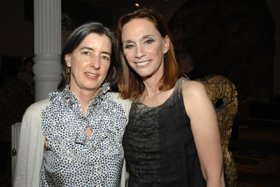Fiona Donovan and Michèle Gerber Klein