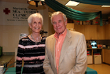 Patricia Gray and Gordon Gray were the honorary co-chairs of the
