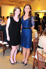 Jessie Tisch and Emma Bloomberg host the Prize4Life Gala at Sothebys Photo by: Sunny Norton, Guest of a Guest