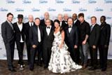 Michael Johns, K'NAAN, Steve Martin, Robin Williams, Chevy Chase, Norm Crosby, Tani Austin, President Bill Clinton, Bill Austin, Billy Crystal, Forest Whitaker, Billy Ray Cyrus, Glenn Frey and Okello Sam