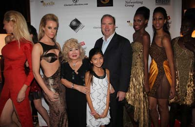 Angilina, Denise, Gloria T. Cressler Event Producer, Annamarie Chironis, Bill Walsh,