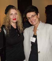 Joyce Brooks and Ana Oliveira, President and CEO of The New York Women's Foundation