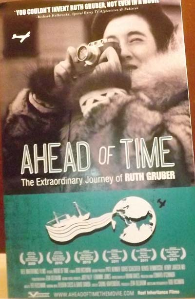 Ahead of Time by Ruth Gruber
