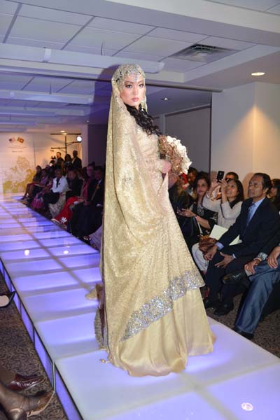 First Ever Sri Lankan Fashion Show Wows The Big Apple