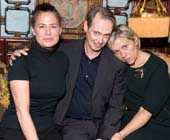 Maura Tierney, Steve Buscemi and Frances McDormand.Photo by: Copyright � 2014 Manhattan Society.com by Gregory Partanio