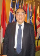 Mr. Wu Hongbo