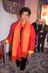 Phylicia Rashad.  Photo by:  Rose Billings/Blacktiemagazine.com