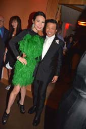 Chiu-Ti Jansen and Zang Toi.  Photo by:  Rose Billing/Blacktiemagazine.com