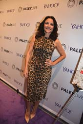 Julia Louis-Dreyfus .  Photo by:  Rose Billings/Blacktiemagazine.com