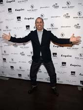 Host Jerry Seinfeld attends the Inaugural Los Angeles Fatherhood Lunch to Benefit Baby Buggy hosted by Jerry Seinfeld at The Palm Restaurant on March 4, 2015. Photo by Michael Buckner/Getty Images for Baby Buggy