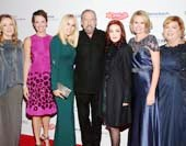 Sandi Nicholson – Gala Co-Chair, Hollye Jacobs – Gala Co-Chair, Dream Foundation Board Vice President/Secretary, Eloise DeJoria – Gala Honorary Committee, John Paul DeJoria – Dreams for Veterans founding supporter, Priscilla Presley – Dream Foundation Ambassador, Kisa Heyer – Dream Foundation Executive Director, Ambassador, Kisa Heyer – Dream Foundation Executive Director,