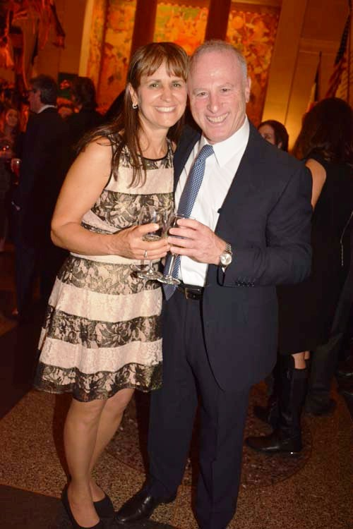 NYU Langone Medical Center's 2015 Musculoskeletal Ball