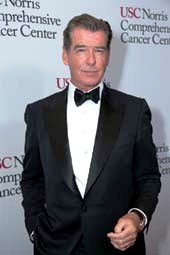 Pierce Brosnan. Photo by:   Alex Berliner/ABImages