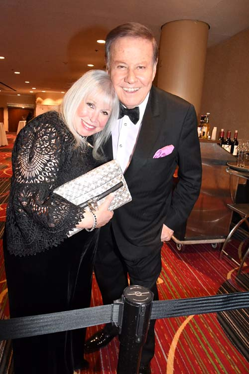 Marvin Scott-and his Angel.  Photo by:  Rose Billlings/Blacktiemagazine.com