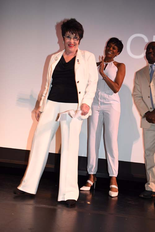 Chita Rivera.  Photo by:  Rose Billings/Blacktiemaagzine.com