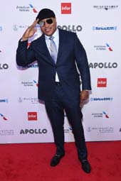 LL Cool J at the 2018 Apollo Spring Gala Photo By: Shahar Azran Photography Courtesy of the Apollo Theater