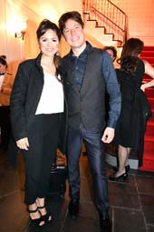 Larissa Martinez, Soprano Joshua Bell.  Photo by:  Rose Billings/Blacktiemagazine.com