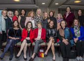 Women's Health Symposium Executive Steering Committee. Photo by:  Studio Brooke