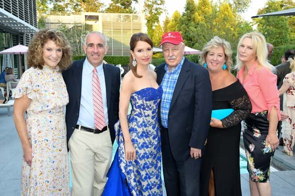Julie Ratner, Jay Schneiderman, Jean Shafiroff, Senator Kenneth P. Lavalle, Assemblywoman Rebecca Seawright, Julie Stone - Photo by: Patrick McMullan