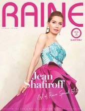 Jean Shafiroff RAINE Magazine