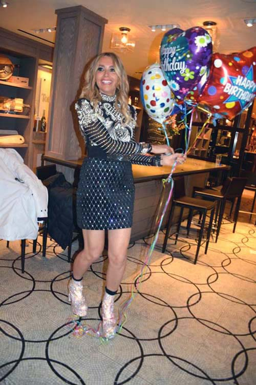 Beautiful Birthday Girl, Lieba Nesis.  Photo by:  Rose Billings/Blacktiemagazine.com