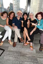 Roseanne Mineo, Tracy Heller, Marty Selmon, Joanna Kerry, Sharon Barnett, Bobbie Horowitz.  Photo by:  Rose Billings/Blacktiemaagzine.com