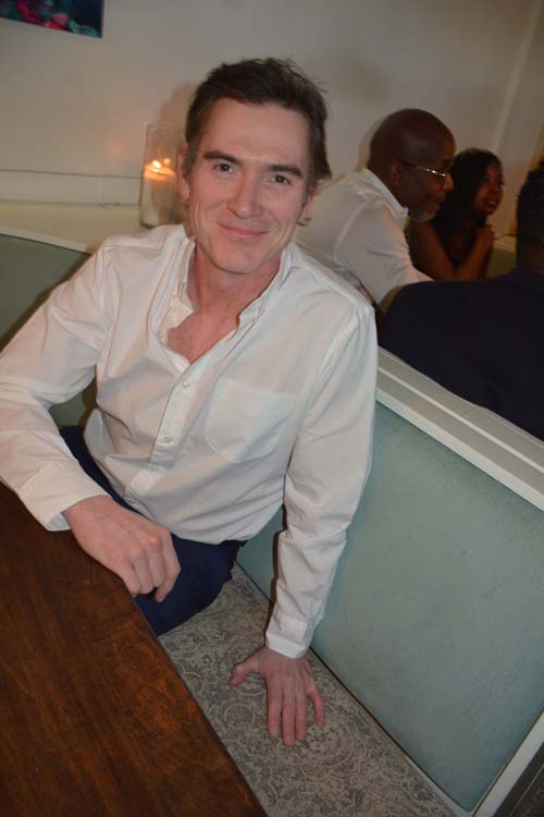 Billy Crudup at The Du Jour Memorial Weekend Celebration.  Photo by:  Rose Billings/Blacktiemagazine.com