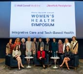 Women�s Health Symposium Executive Steering Committee.  Photo by: Studio Brooke