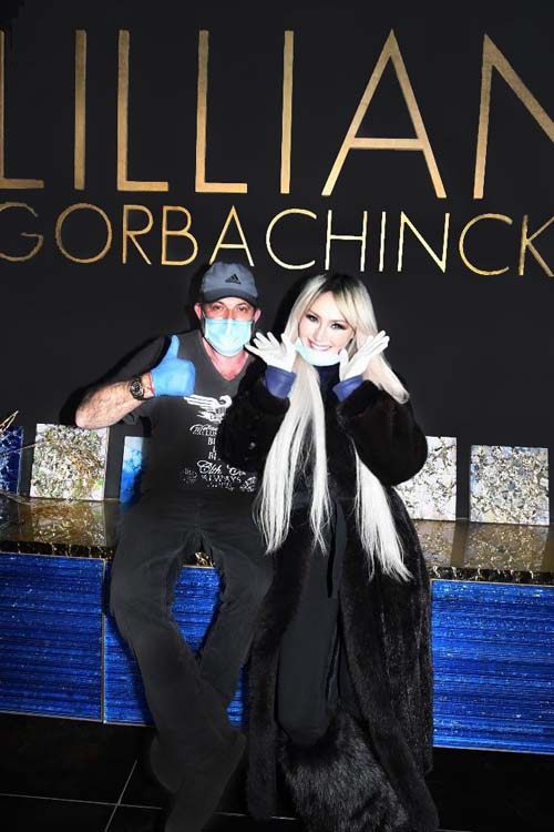 Lillian Gorbachincky.  Photo by:  Rose Billings/Blacktiemagazine.com