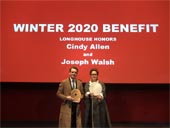 Joseph Walsh and Cindy Allen