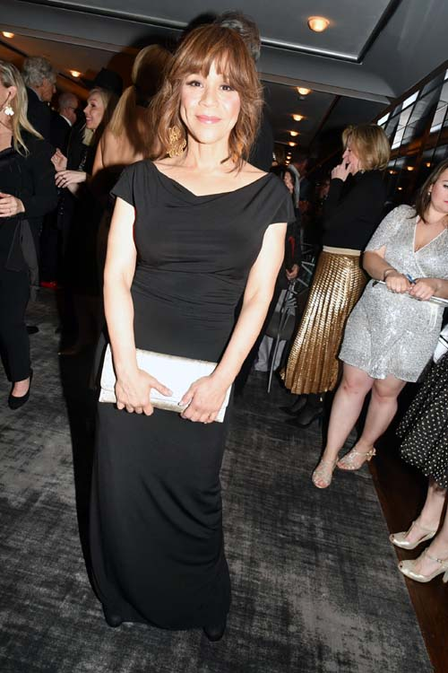Rosie Perez. Photo by:  Rose Billings/Blacktiemagazine.com