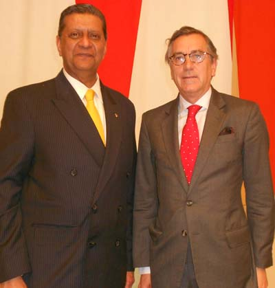 Amir Dossal, Founder and Chairman, Global Partnerships Forum,