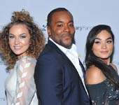 Jude Demorest, Lee Daniels and Brittany O'Grady.  Photo by:  Vince Bucci
