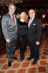 Stewart lane, Joyce Brooks and Tony Lo Bianco.  Photo by:  Rob Rich