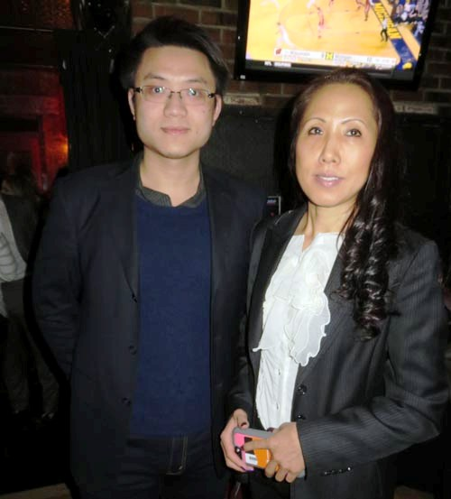 Dawei Pang. CEO of Paren Investment, Michelle Wu Esq, Partner at Bailey Duquette PC