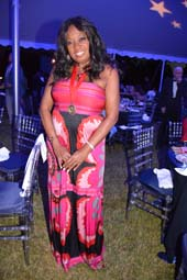 "Star Jones.  Photo by""  Rose Billings/Blacktiemagazine.com"