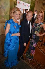 Stephanie Foster, Jason Wu.  Photo by:  Blacktiemagazine/Rose Billings